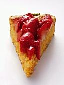 A Slice of Strawberry Torte