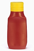Ketchup in Plastic Squeeze Bottle