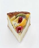A Slice of Fruit Torte