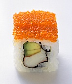California-Roll mit Kaviar
