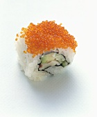 One Reverse California Roll