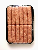 A Package of Breakfast Sausage Links