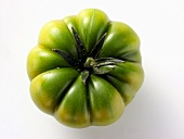 One Large Green Tomato