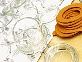 Preserving Jars with Rubber Rings