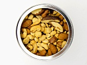 Can of Mix Nuts