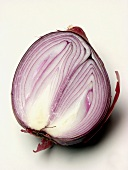 Half of a Red Onion