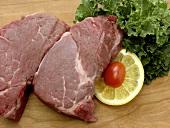 Two Steak Filets