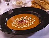 Bow of Lobster Bisque