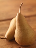 Two Bosc Pears