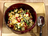 Warm Corn Salad