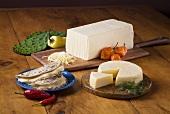Quesadillas; Melting Cheeses