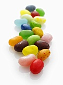 Colourful jelly beans