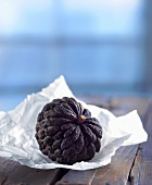 A Sugar Apple (Sweetsop); On Paper