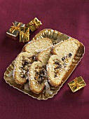 Coconut Stollen at Christmas