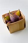 Fresh Figs in Small Carton