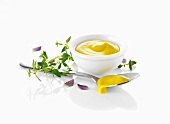 Mustard and thyme