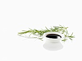 Balsamic vinegar and rosemary