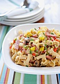 Antipasto Pasta Salad in a Bowl