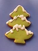 Gingerbread fir tree