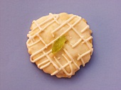 Pine nut cookie