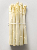 Bundled White Asparagus