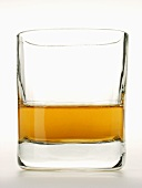 Rye Whiskey in a Glass