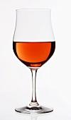 Rosé wine glass
