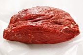 A piece of beef