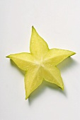 A slice of carambola