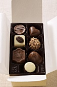 Butlers Chocolates from Ireland, in box