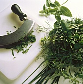 Preparing Herbs
