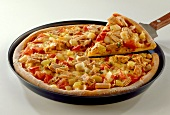 Pizza with Tuna