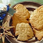 Spekulatius cookies