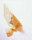 A piece of Parmesan
