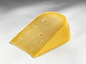 A piece of Gouda