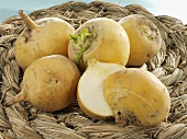 Teltow turnips (close-up)