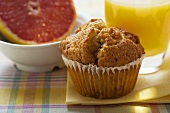 Muffin for breakfast