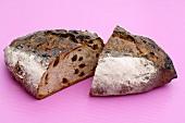 Farmhouse bread with raisins