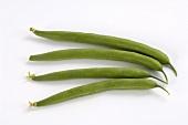 Four green beans