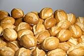 Bread rolls in a heap