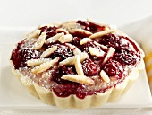 Cherry tartlet