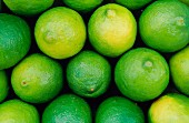 Lots of limes (filling the image)