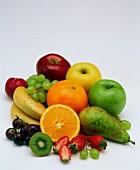 Verschiedene Obstsorten (frei)