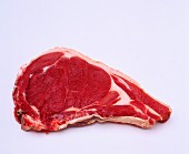 A veal chop