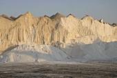 Mountains of salt