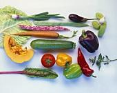 Vegetable still life