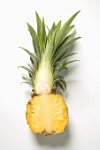 Half a pineapple