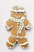Gingerbread man for Christmas