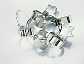 Assorted biscuit cutters