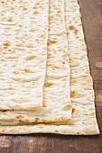Lavash (thin flatbread, Turkey)